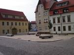 Lomonossowplatz in Freiberg